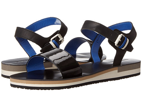Tommy Hilfiger - Bria (Black/Black) Women's Sandals