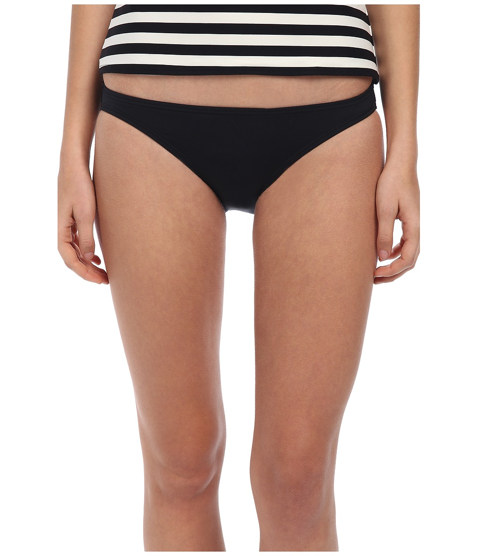 Kate Spade New York - Georgica Beach Classic Bottom (Black) Women's Swimwear
