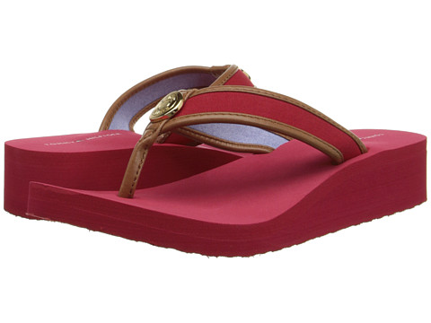 Tommy Hilfiger - Razi (Formula One/Sable) Women's Sandals