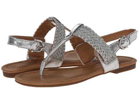 Tommy Hilfiger - Saycn (Silver) Women's Sandals