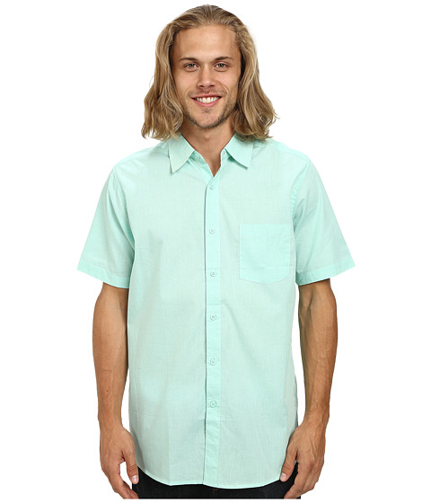 Body Glove - Poison Arrow Shirt (Aqua) Men's Clothing