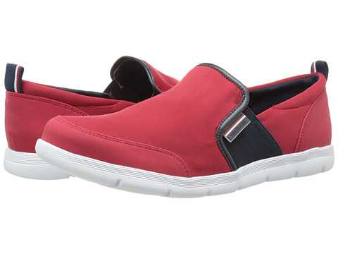 Tommy Hilfiger - Larson (Formula One/Marine) Women's Slip on Shoes