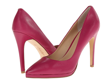 Charles by Charles David - Plateau (Fuchsia Leather) High Heels