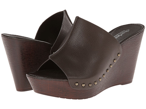 Charles by Charles David - Intense (Dark Brown) Women's Wedge Shoes