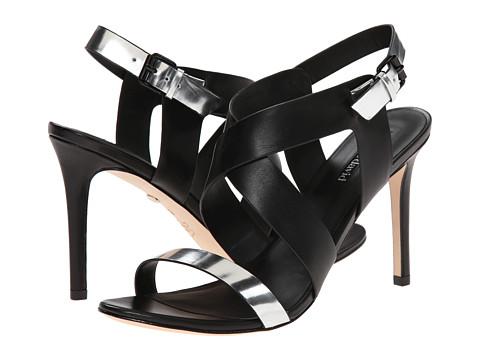 Charles by Charles David - Ivette (Black/Silver Leather) High Heels