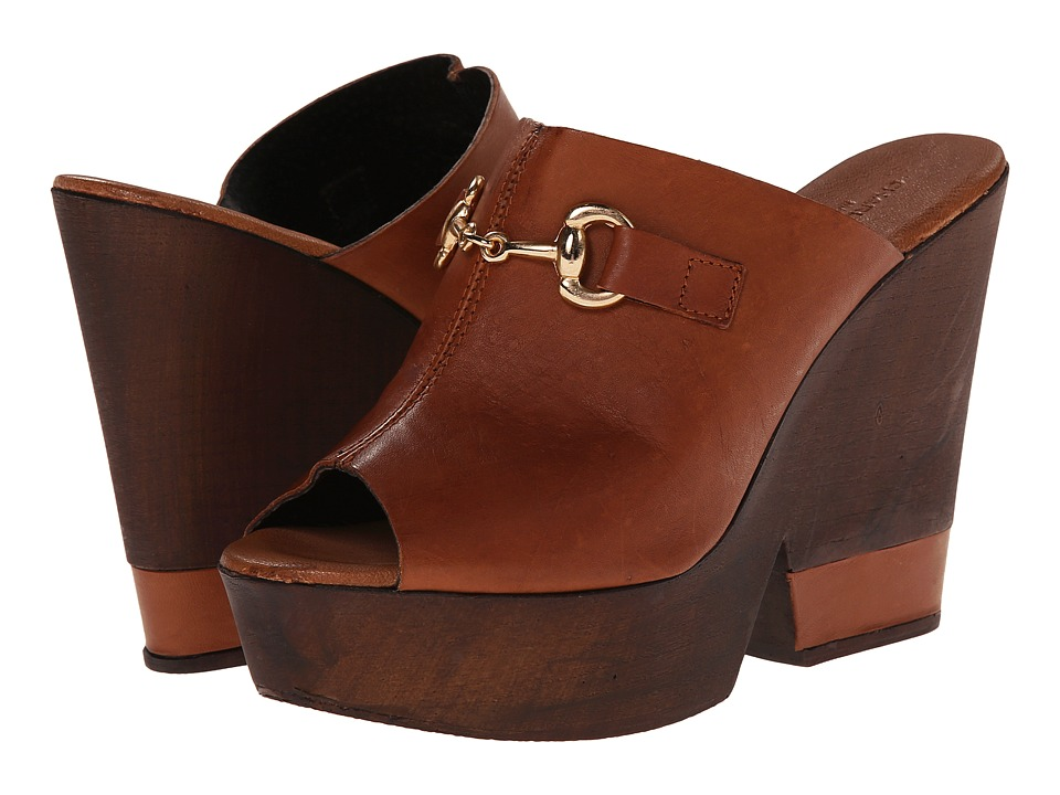 Charles by Charles David - Tony (Cognac Leather) High Heels