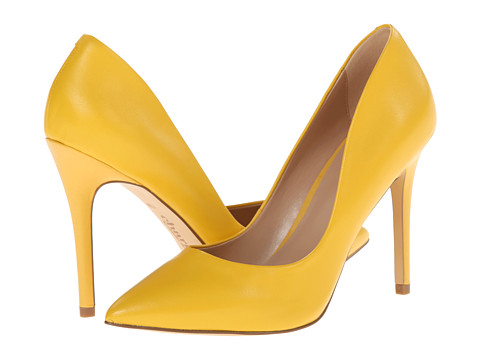 Charles by Charles David - Pact (Yellow Leather) High Heels