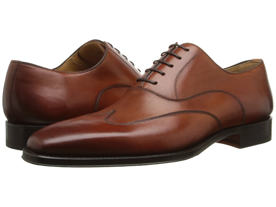Magnanni - Golosalvo (Cognac) Men's Shoes
