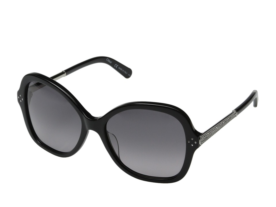 Chloe - Boxwood (Black) Fashion Sunglasses