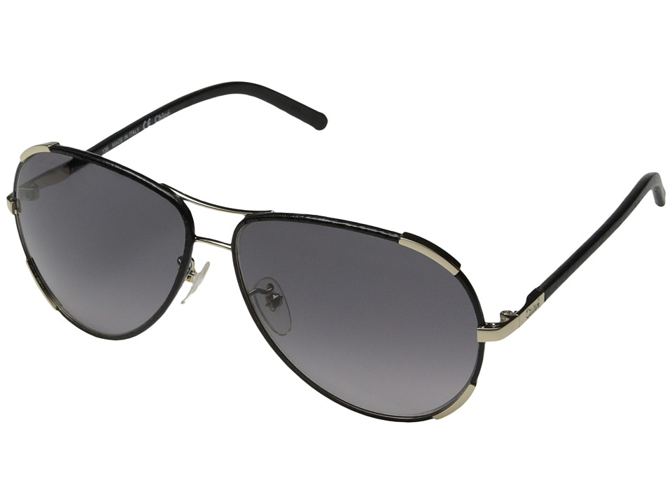 Chloe - Nerine Aviator (Gold/Black) Fashion Sunglasses