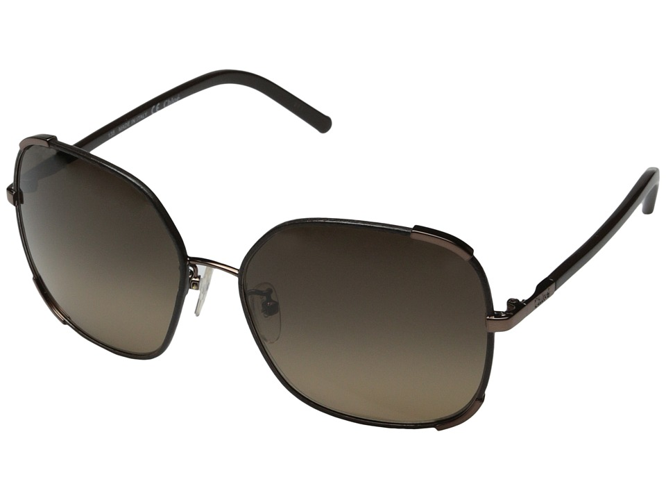 Chloe - Nerine Square (Bronze/Brown) Fashion Sunglasses