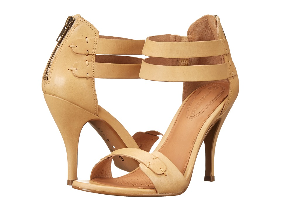 Corso Como - Turks (Nude Leather) High Heels