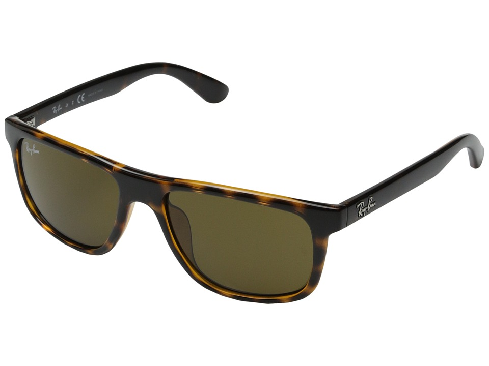 Ray-Ban Junior - RJ9057S 50mm (Youth) (Havana) Fashion Sunglasses