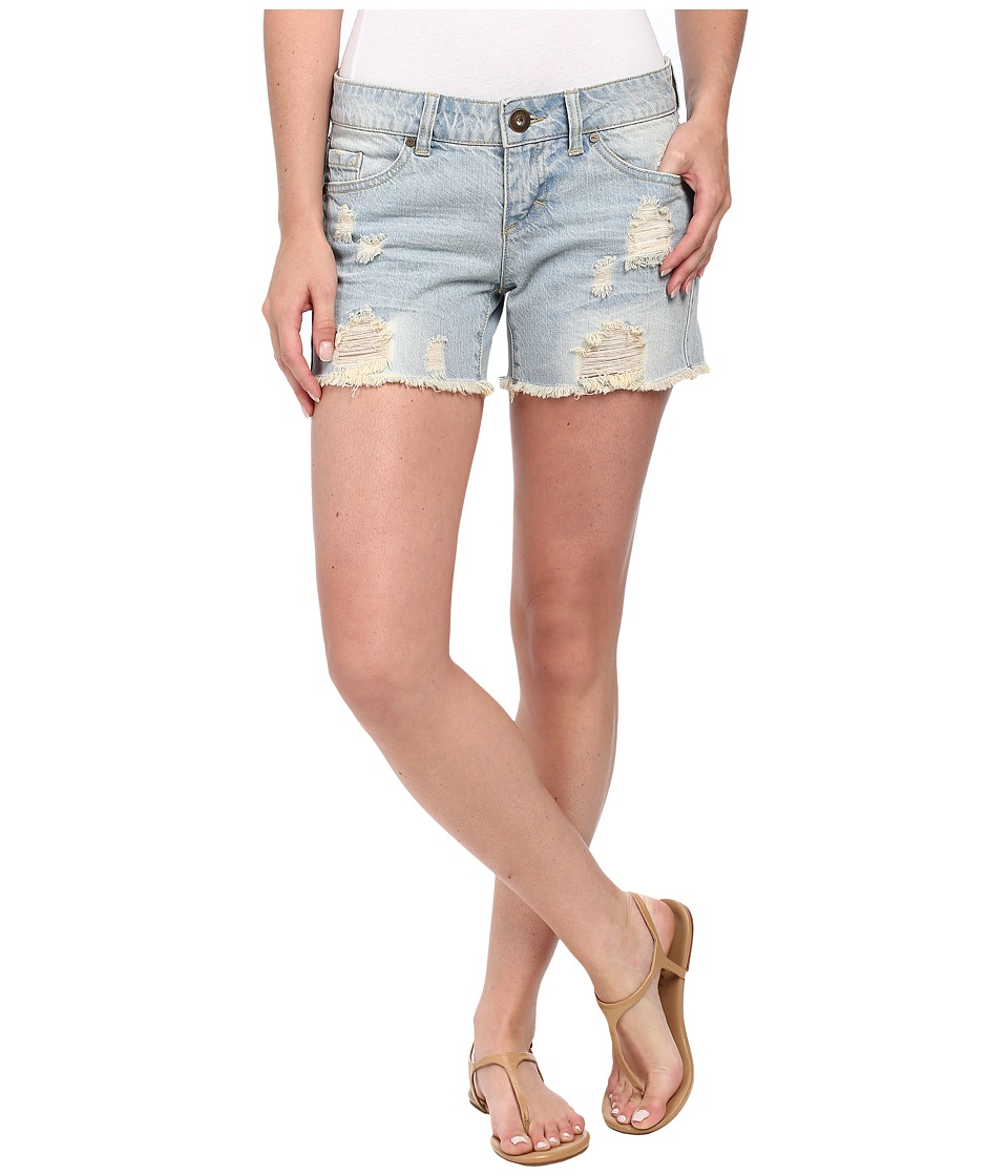 O'Neill - Around Town (Sun Faded Wash) Women's Shorts