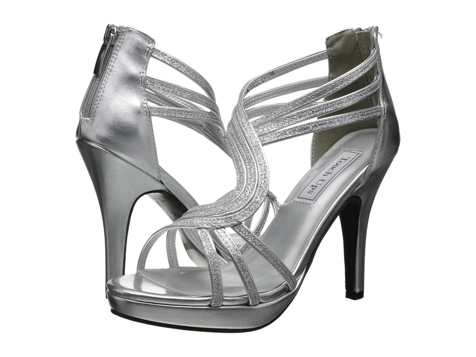 Touch Ups - Tuesday (Silver) Women's Dress Sandals