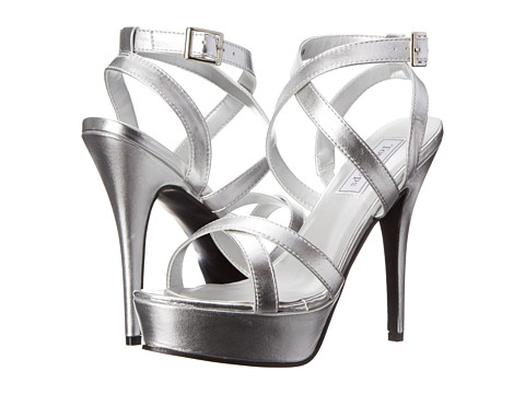 Touch Ups - Andrea (Silver) High Heels
