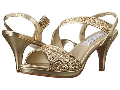 Touch Ups - Reagan (Gold) Women's Dress Sandals