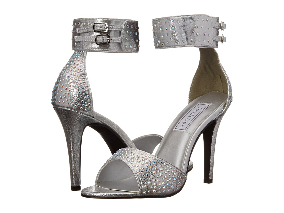 Touch Ups - Jupiter (Silver) Women's Dress Sandals