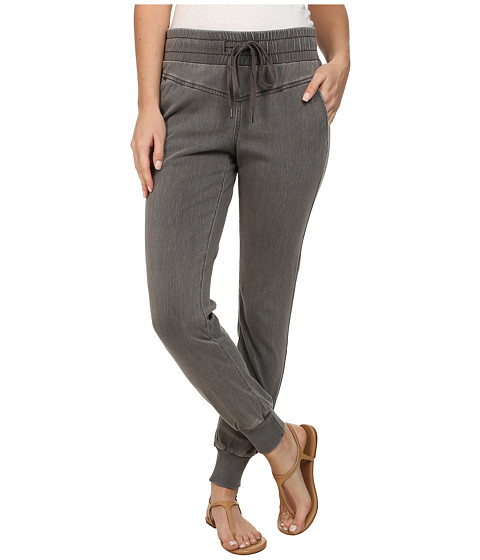 Liverpool - Powerflex Mia Track Pant (Iron Maiden Gray) Women