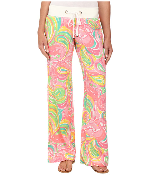 Lilly Pulitzer - Beach Pant (Multi All Nighter) Women