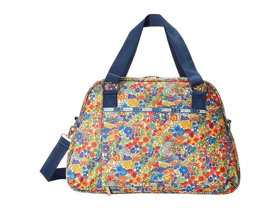 LeSportsac Luggage - Abbey Carry-On (Margaret Annie) Duffel Bags