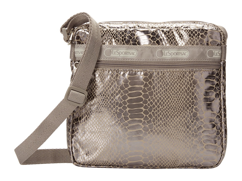 LeSportsac - Shellie Crossbody (Magnetic Snake) Cross Body Handbags