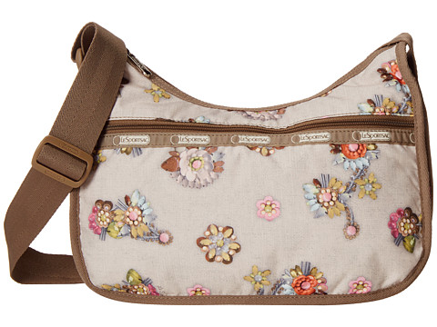 LeSportsac - Classic Hobo Bag (Bijoux Bouquet) Cross Body Handbags