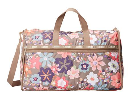 LeSportsac Luggage - Extra Large Weekender (Blissful) Weekender/Overnight Luggage