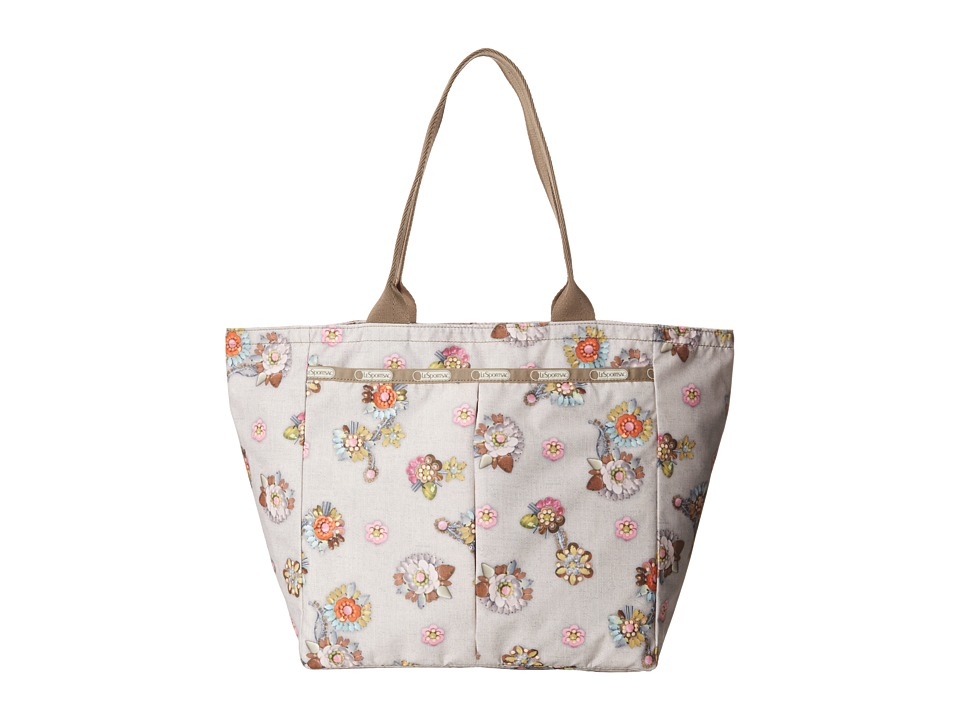 LeSportsac - Everygirl Tote (Bijoux Bouquet) Tote Handbags