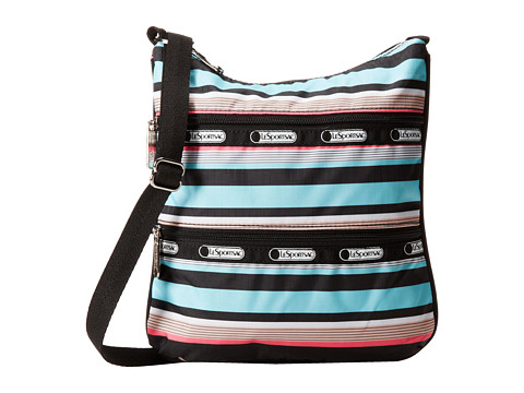 LeSportsac - Kylie (Tennis Stripe) Handbags