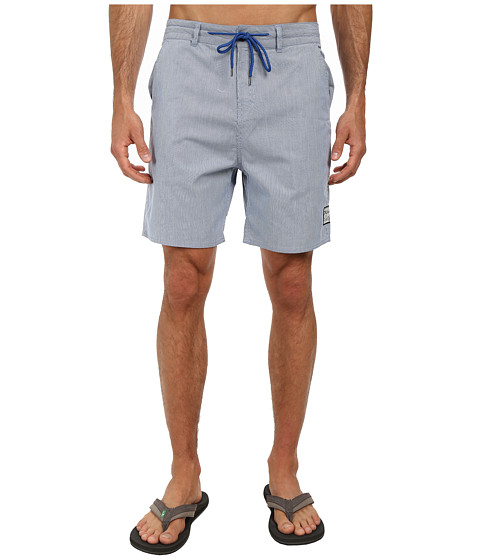 Body Glove - Land Lubber Walkshort (Ice Blue) Men's Shorts