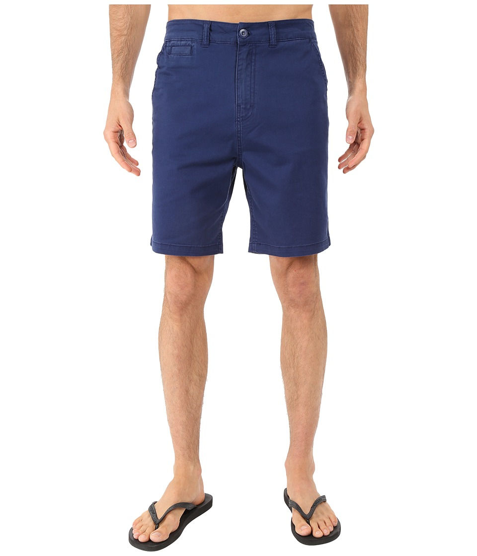 Body Glove - Super Ez Walkshort (Indigo) Men's Shorts