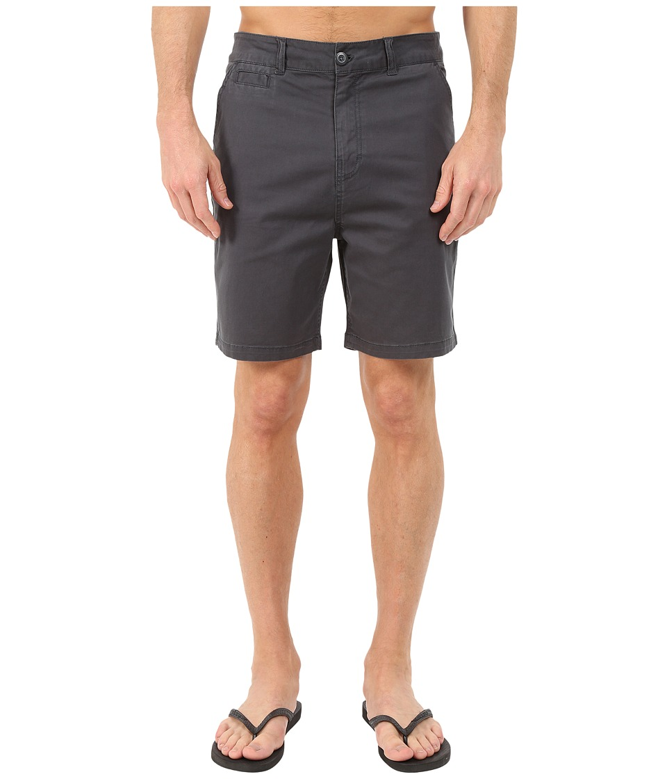 Body Glove - Super Ez Walkshort (Charcoal) Men's Shorts