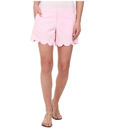Lilly Pulitzer - Buttercup Short (Pb Pink Fancy Seersucker Stripe) Women
