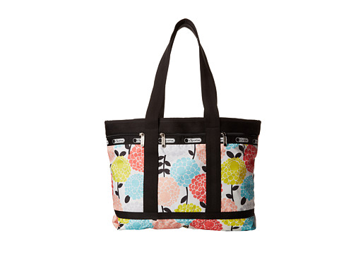 LeSportsac Luggage - Medium Travel Tote (Garden Mum) Tote Handbags