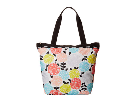 LeSportsac - Hailey Tote (Garden Mum) Tote Handbags