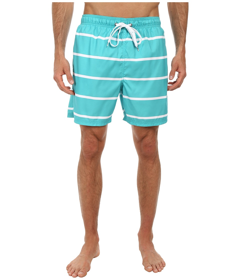 Body Glove - Linez Out Volleys (Atlantis) Men's Swimwear