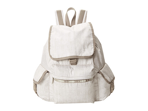 LeSportsac - Voyager Backpack (Gold Rush) Backpack Bags
