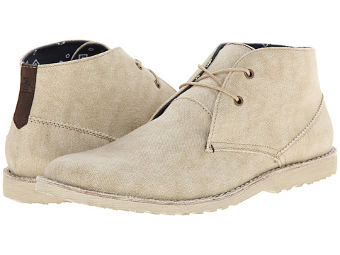 Original Penguin - Birdie Lite (Beige) Men's Lace-up Boots