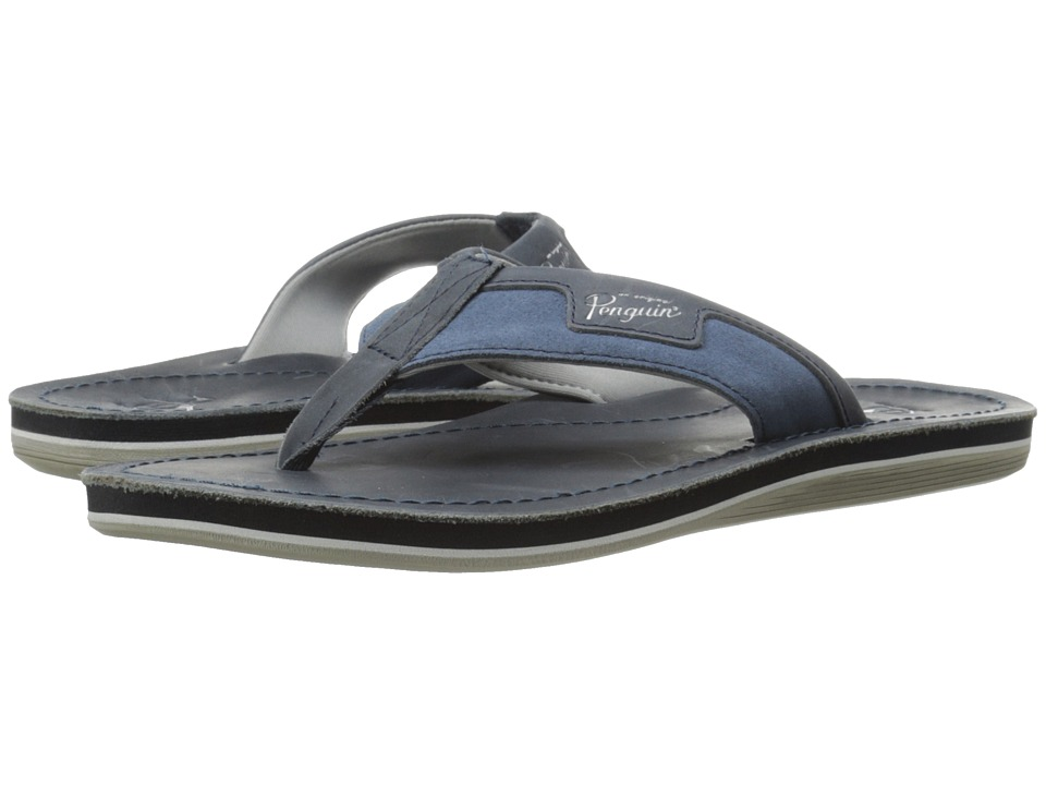 Original Penguin - PG Thong (Navy) Men's Sandals