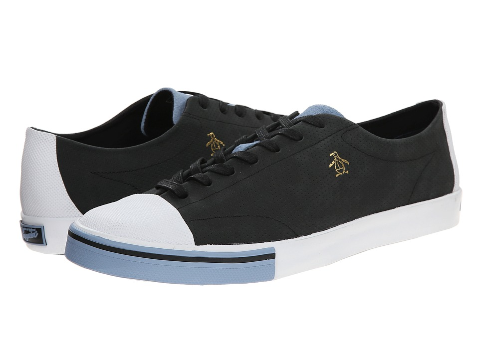 Original Penguin - Tobaggan (Black) Men's Lace up casual Shoes