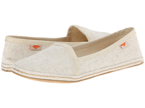 Rocket Dog - Wavey (Natural San Clemente) Women's Slip on Shoes