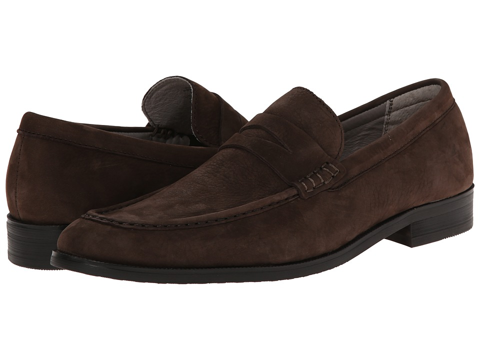 Original Penguin - Penny (Brown) Men's Slip on Shoes