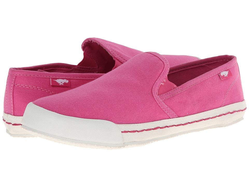 Rocket Dog - Scoop (Pink Sunny) Women's Slip on Shoes