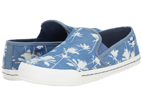 Rocket Dog - Scoop (Blue Venice Beach) Women's Slip on Shoes