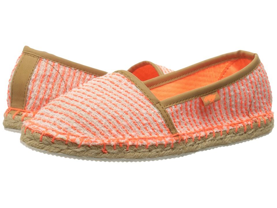 Rocket Dog - Temple (Orange Parasail) Women's Slip on Shoes