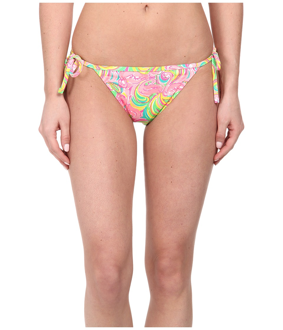 Lilly Pulitzer - Sandi String Bottom (Multi All Nighter Min) Women's Swimwear
