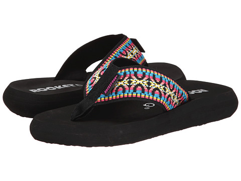 Rocket Dog - Spotlight (Black Madre) Women's Sandals