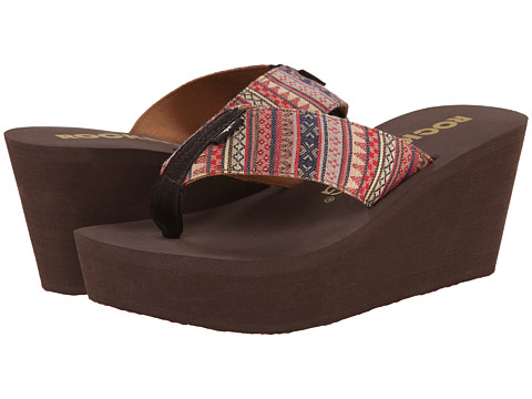 Rocket Dog - Diver (Natural Pueblo) Women's Sandals