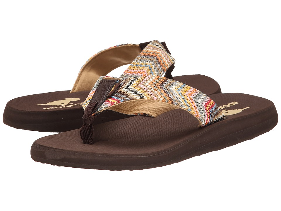 Rocket Dog - Nacho (Natural Windstar) Women's Sandals